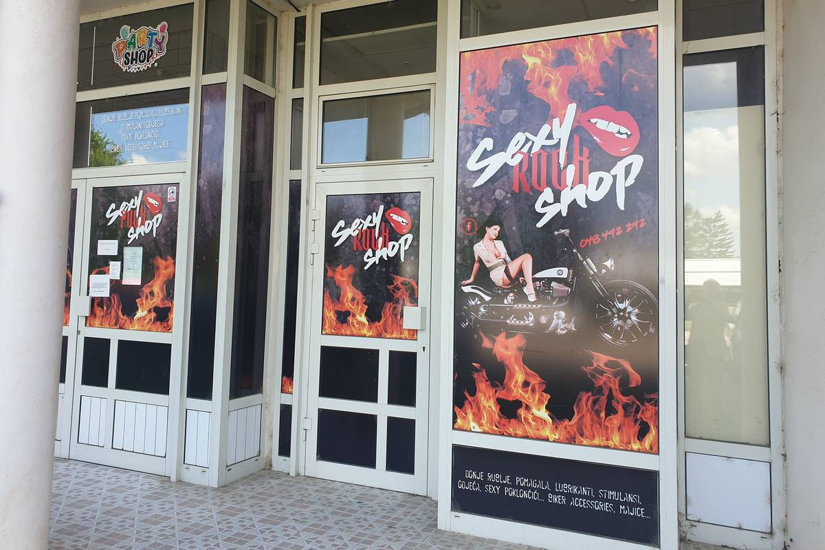 Novi sex zagreb shop Sex shop