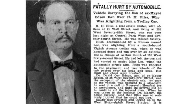 Na današnji dan 1899. godine nastradao je prvi pješak pod kotačima električnog auta