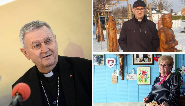 Biskup Mrzljak: 'Župniku sam rekao da se ispriča. Žao mi je'