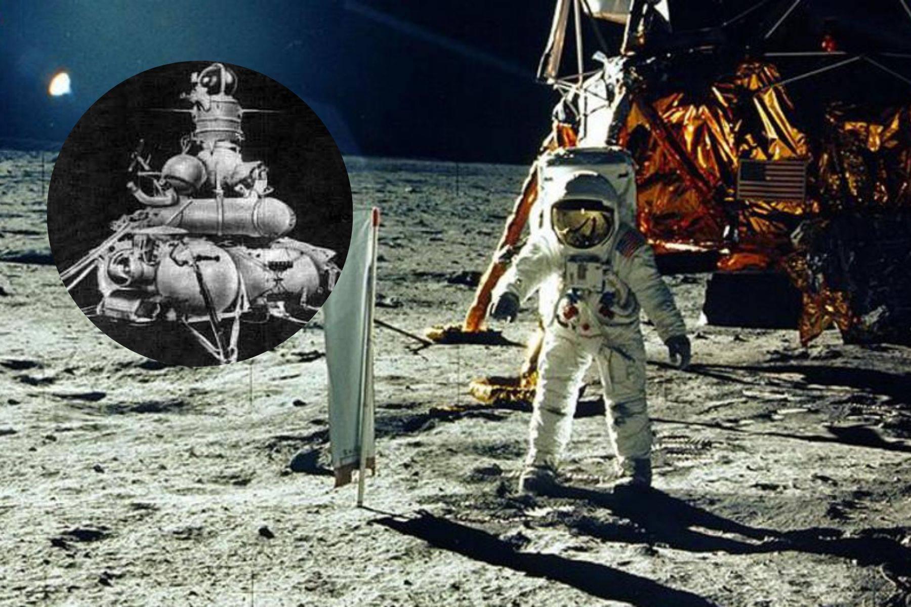 Izašli su ranije na Mjesec jer su ih čak i tamo špijunirali Sovjeti