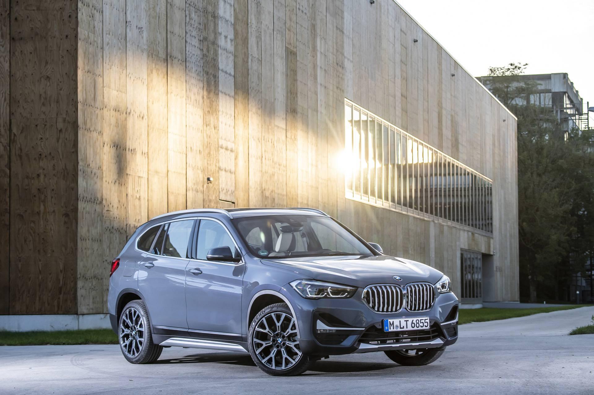 Pravila nagradne igre: Novi BMW X1 može postati vaš