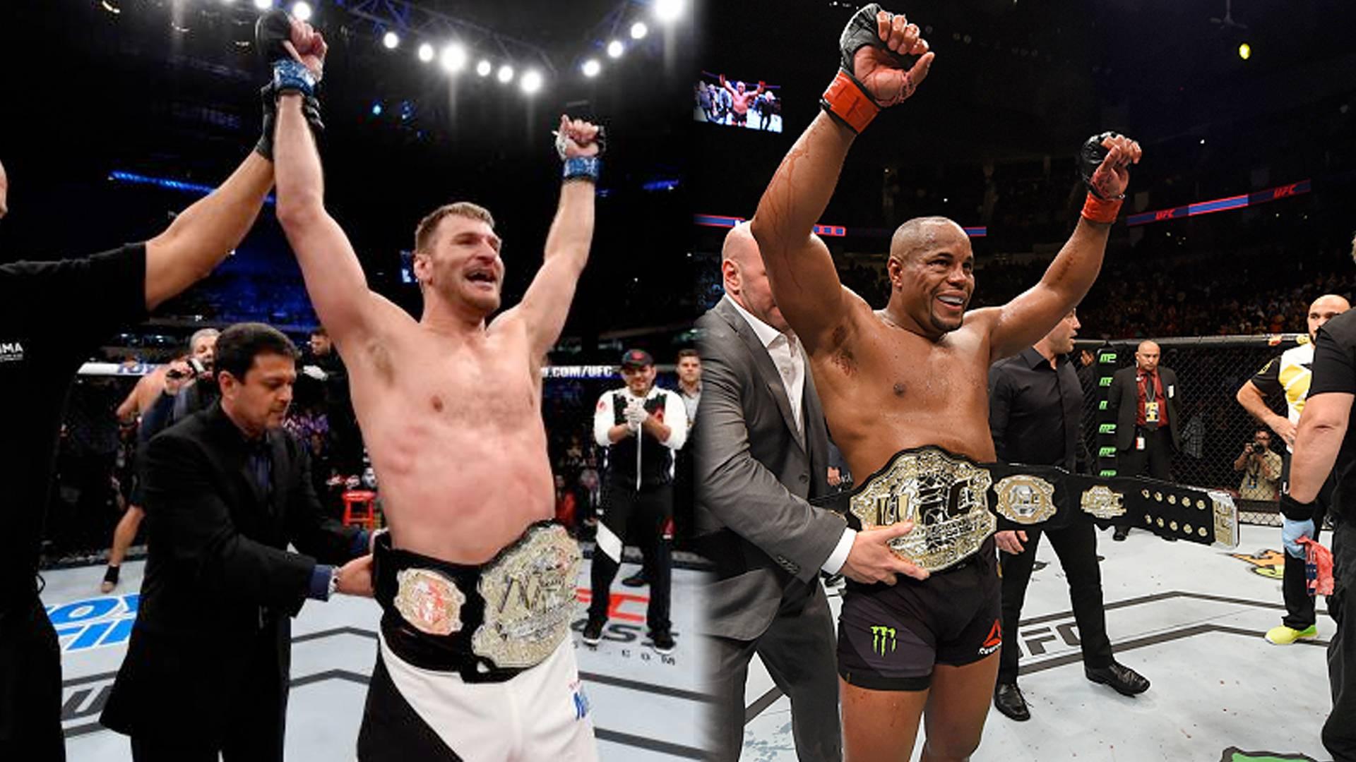 Ajmo, Stipe, vrati pojas! UFC potvrdio: Miočić vs. Cormier