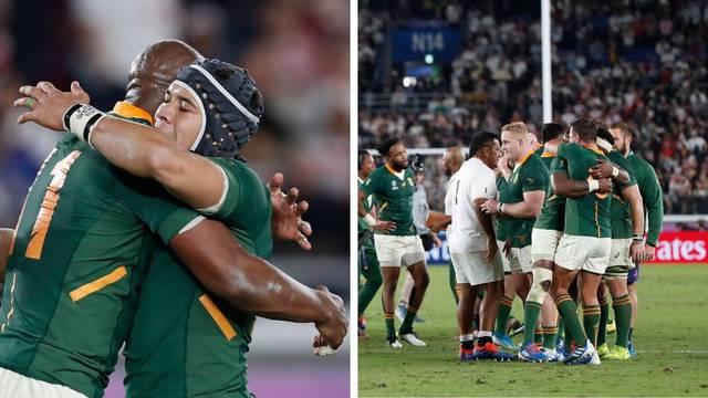 Južnoafrikanci razbili Engleze i treći put postali prvaci svijeta