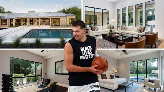Pogledajte taj luksuz: Dončić je kupio vilu za 17 milijuna kuna