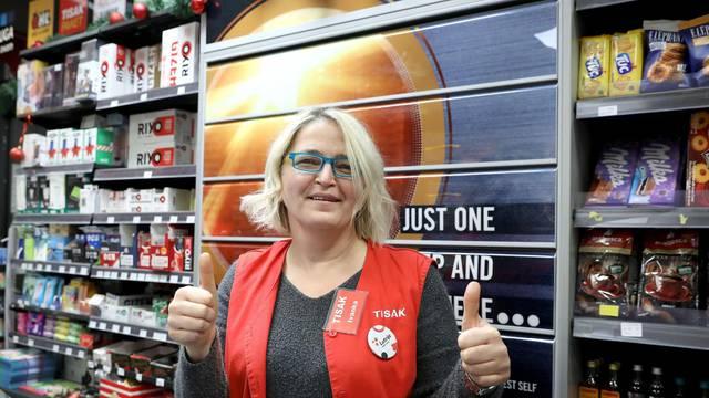 Ivanka je najbolja radnica u državi: 'Dio nagrade dat ću potrebitoj obitelji iz Tovarnika'