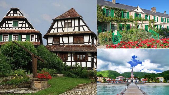 Pitoreskno seoce Hunspach najljepše je u cijeloj Francuskoj