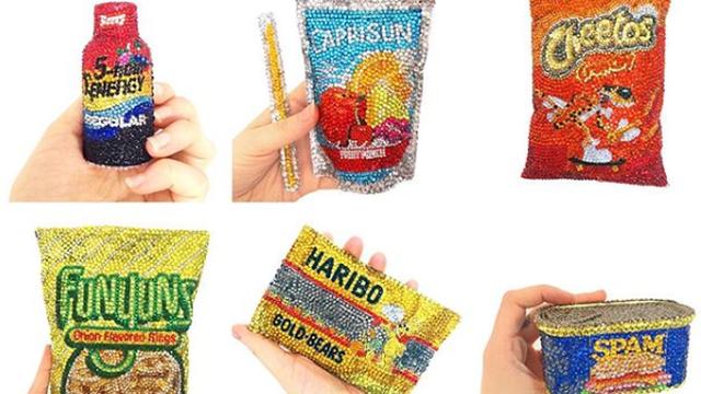 Umjetnica hranu i predmete ukrašava kamenčićima: Opirem se nagonu da sve ne pojedem