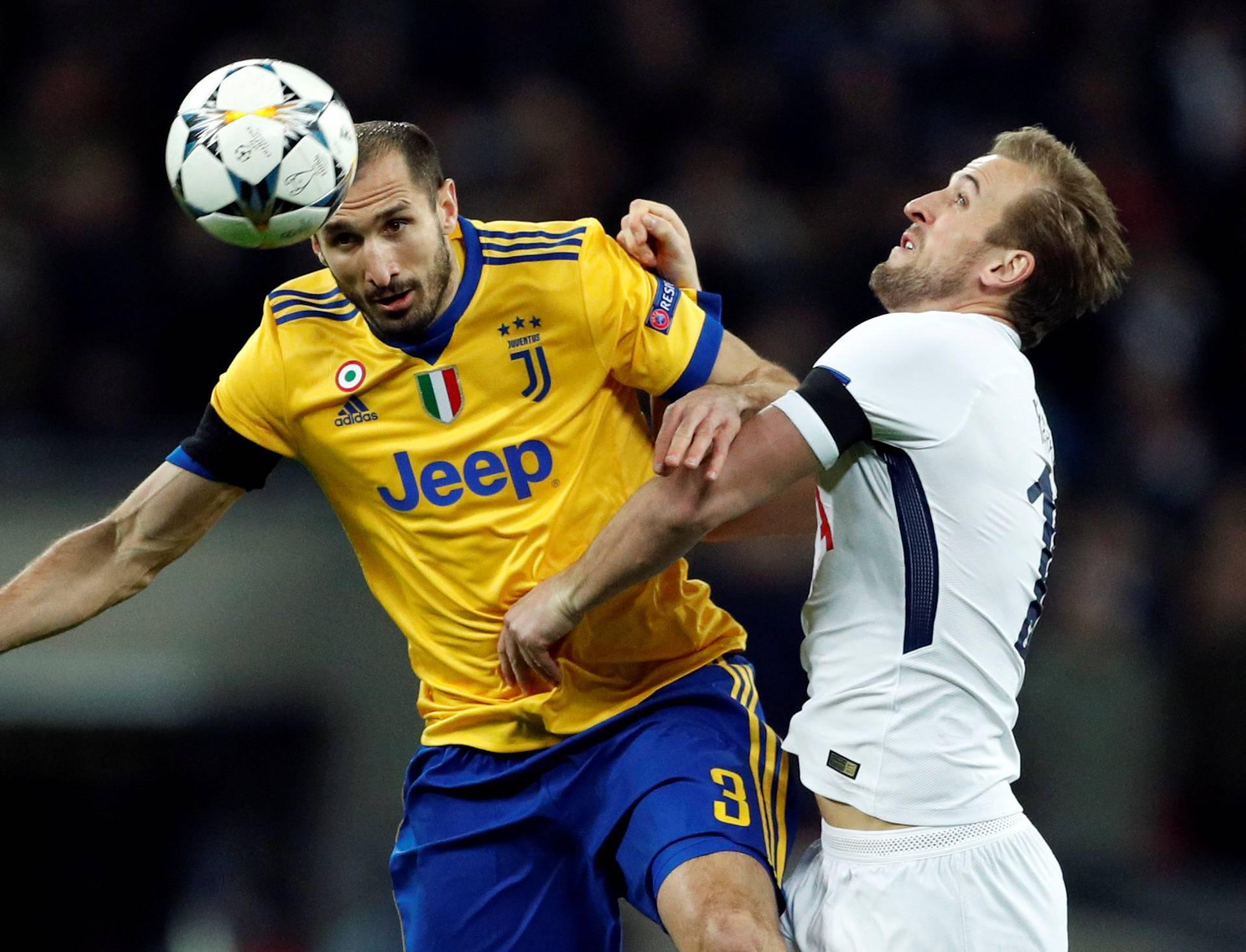 Champions League Round of 16 Second Leg - Tottenham Hotspur vs Juventus