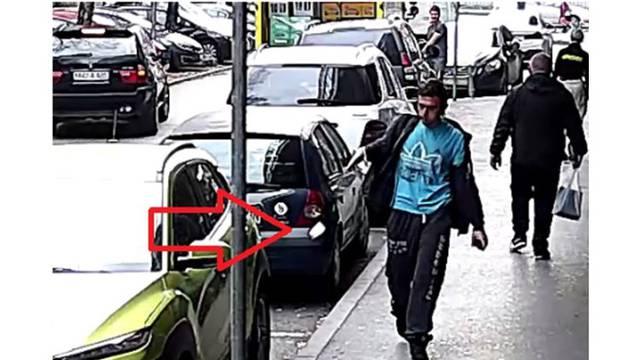 Prepoznajete li ga? Policija traži muškarca s fotografije
