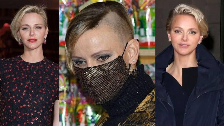 Charlene od Monaka izabrala je novi look: Princeza ima side-cut