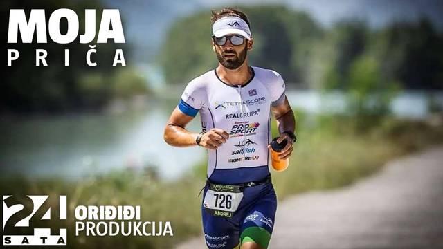 Andrej oborio hrvatski rekord u Ironmanu: 'Za prvo mjesto na triatlonu dobiješ 15.000 dolara'