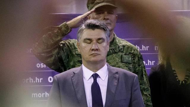 Na Plesu održan svečani doček 12. hrvatskog kontingenta iz misije u Afganistanu