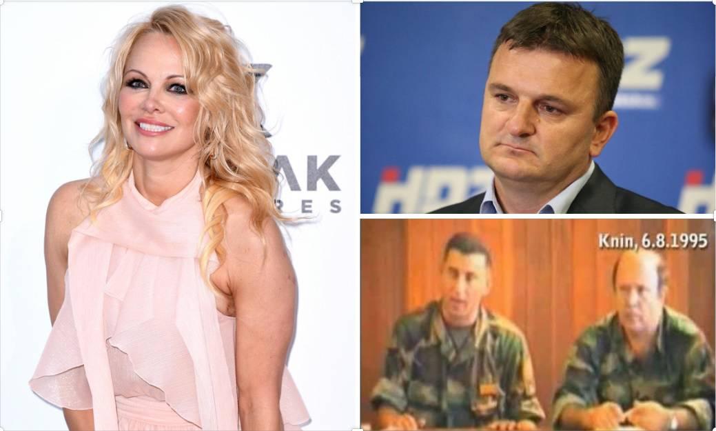 Pamela razljutila HDZ-ovca na kojeg se derao Ante Gotovina