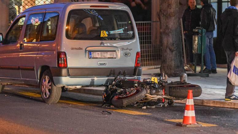 Motorist naletio na dijete u Šibeniku, zadržano je u bolnici