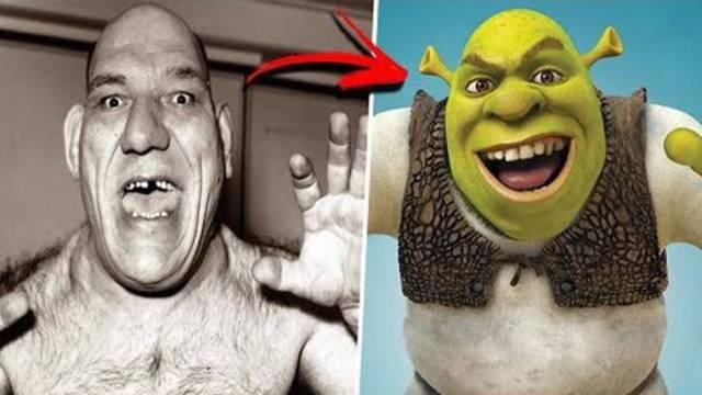 Shrek nije izmišljen! Upoznajte hrvača po čijem je liku stvoren