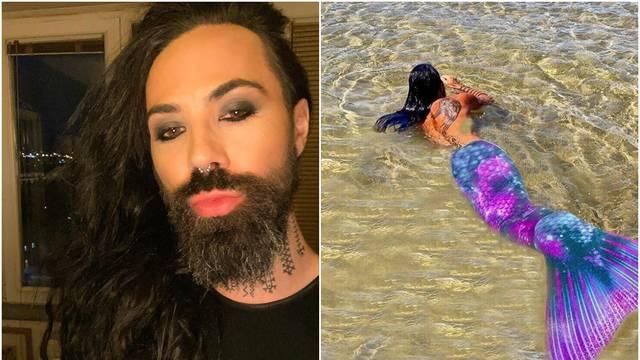 Božo Sirena: Nabacio je peraju i krenuo u istraživanje plićaka...