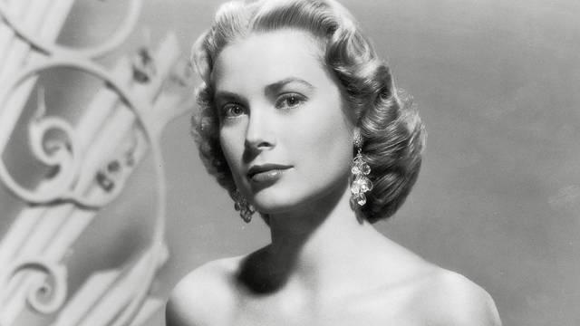 Grace Kelly, circa 1954...........
