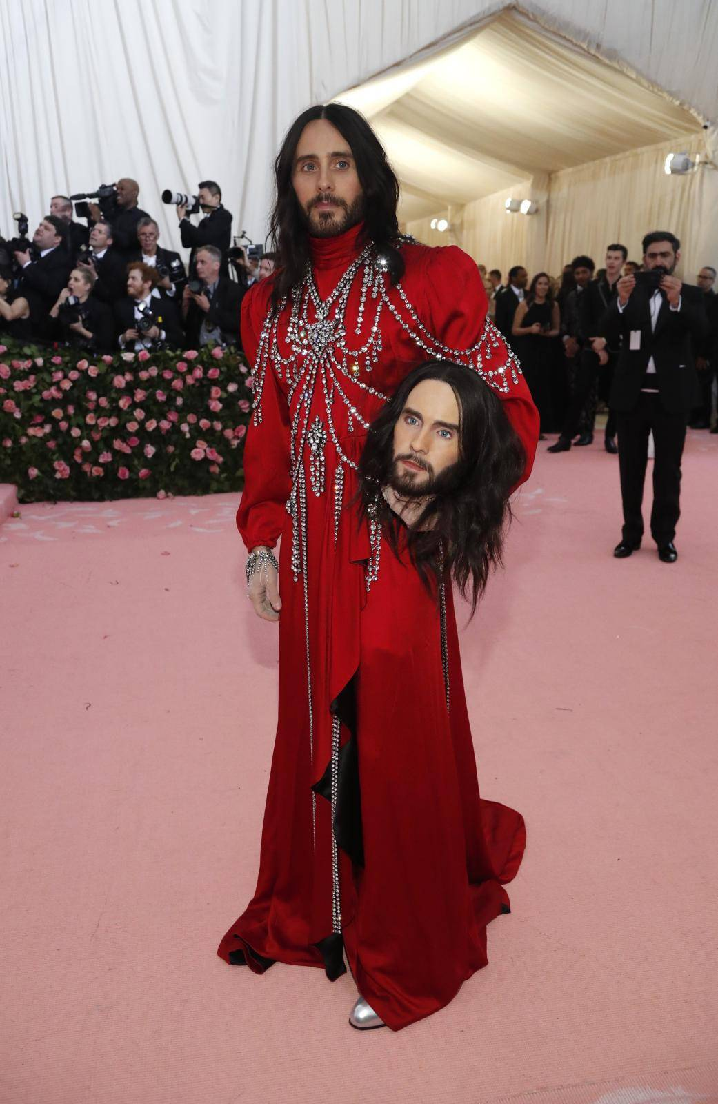 Metropolitan Museum of Art Costume Institute Gala - Met Gala - Camp: Notes on Fashion - Arrivals - New York City, U.S.