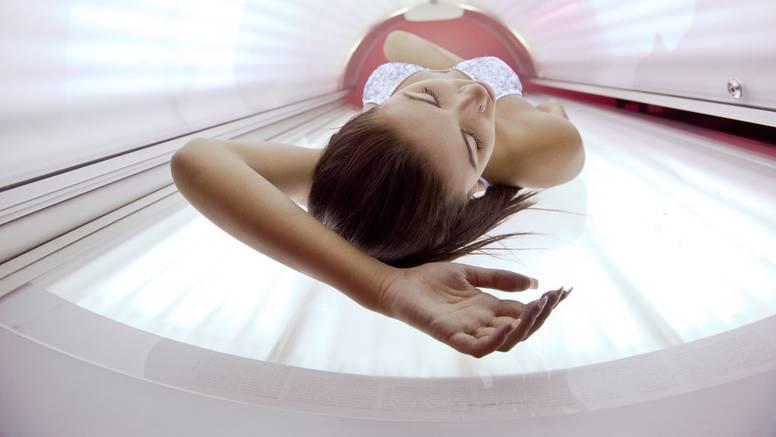 Rak kože prijeti u solariju, ali i kod geliranja noktiju - oprez!