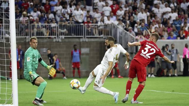 Soccer: International Champions Cup-FC Bayern Munich at Real Madrid