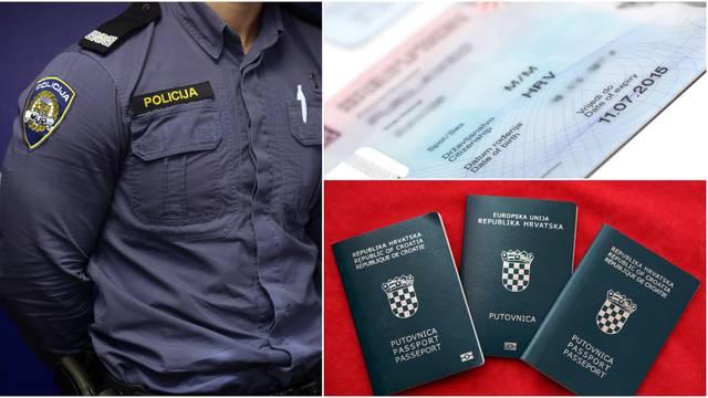 Policajci i odvjetnica 'sređivali' hrvatske dokumente strancima: Zaradili oko 240.000 eura!