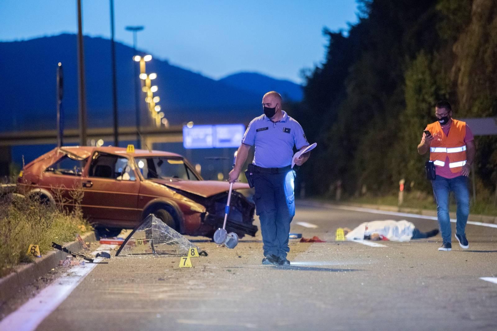 Rijeka: U prometnoj nesreći na autocesti A7 poginula jedna osoba