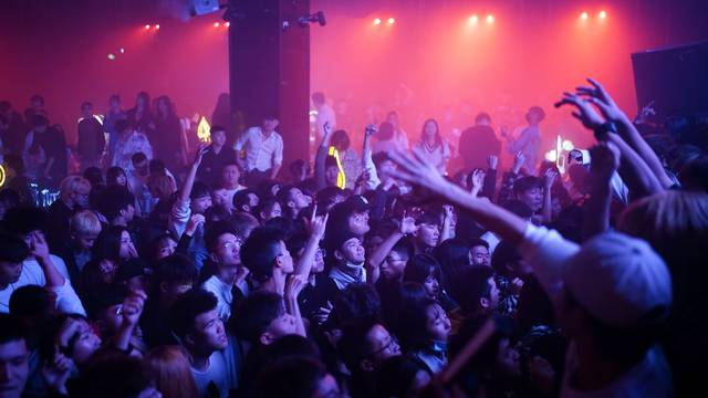 The Wider Image: One night in Wuhan: COVID-19's original epicentre re-learns how to party