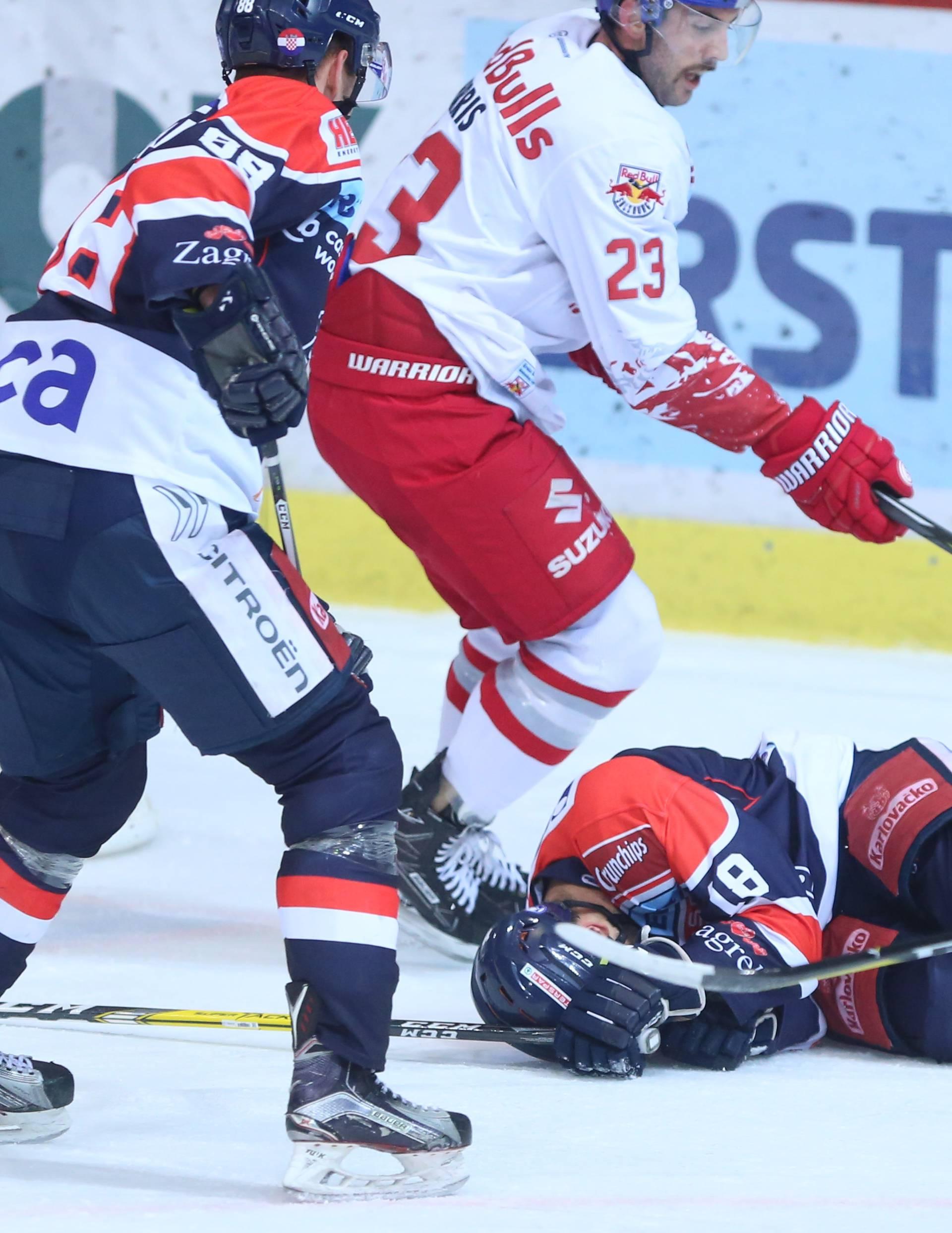 KHL Medvescak - EC Red Bull Salzburg