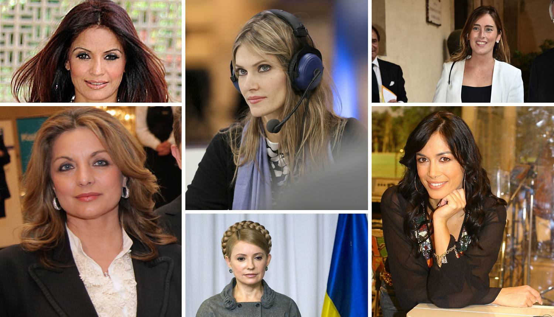 Ove žene nisu top modeli već političarke: Koja je najljepša?