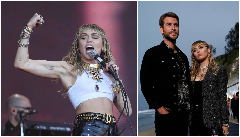 Miley Cyrus: 'S Liamom sam u braku, ali me privlače i žene...'