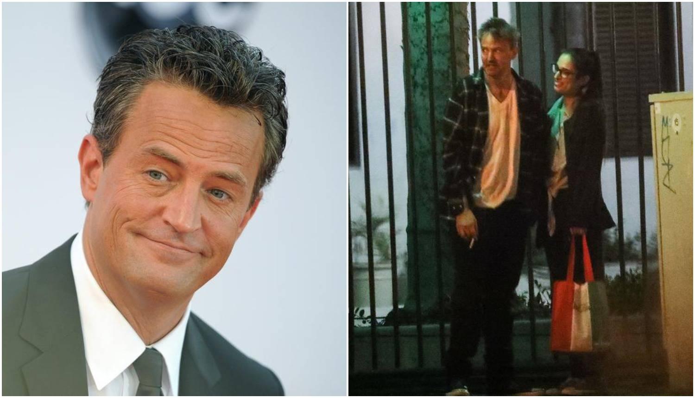 Tajna žena s kojom se Chandler viđa mjesecima je voditeljica...