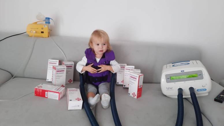 Lijek za cističnu fibrozu bi našoj djeci spasio život, a nije na listi!