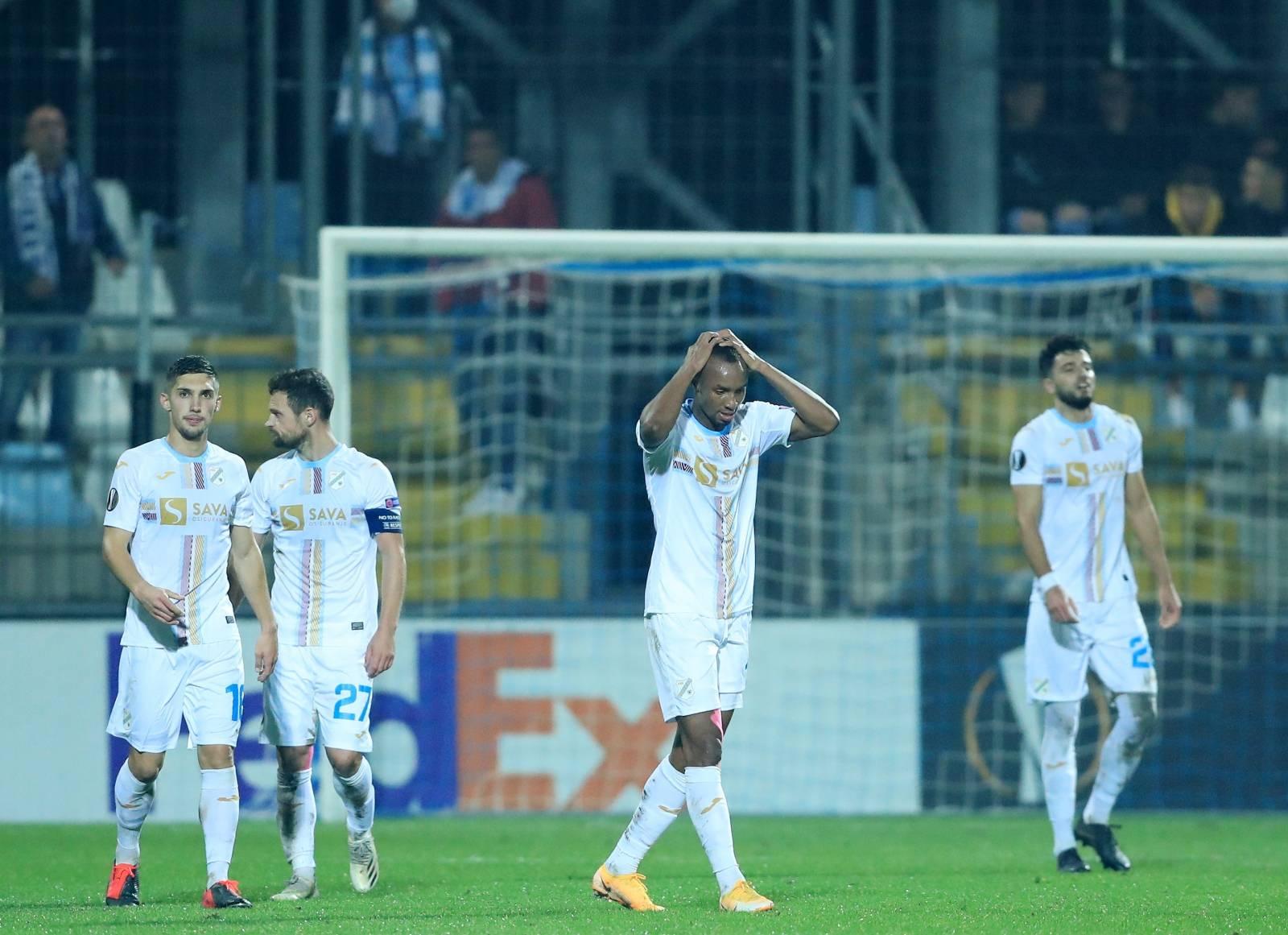 Rijeka i Real Sociedad susreli se u 1. kolu Europske lige