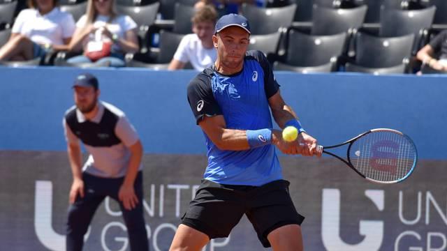 Zadar: Borna Ćorić protiv Grigora Dimitrova na Adria Tour teniskom turniru