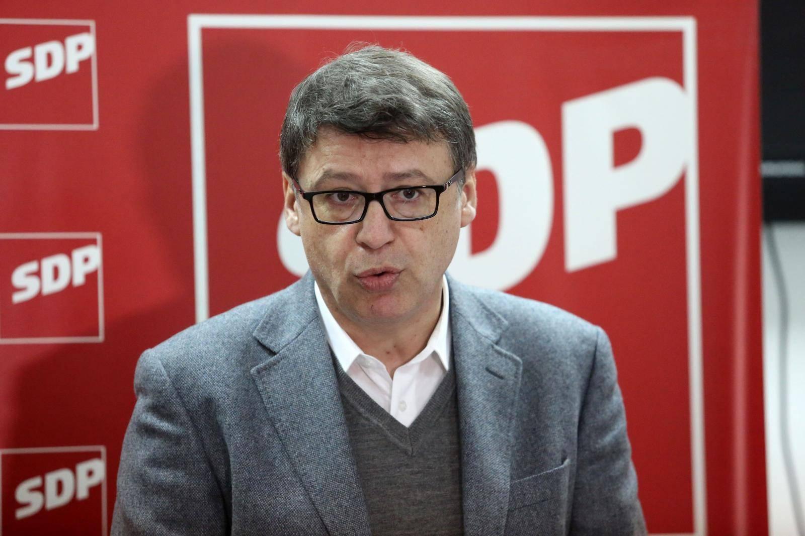Rijeka: Konferencija za medije Primorsko goranskog SDP-a