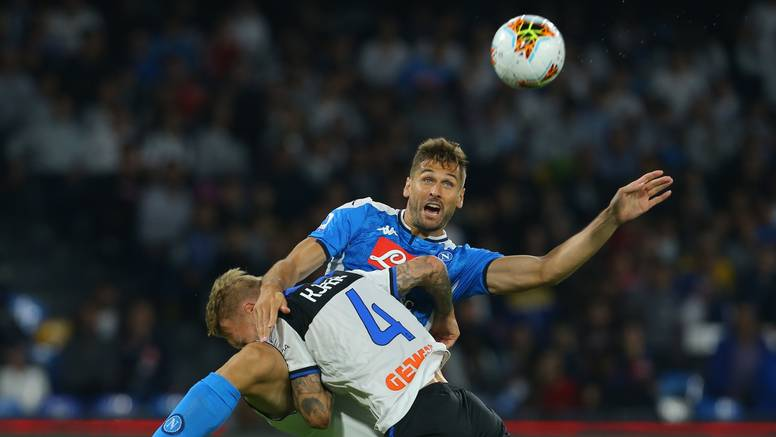 'Napoliju je uskraćen penal, a sudac nije htio gledati ni VAR'