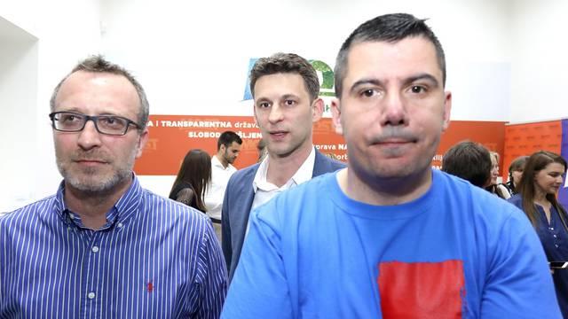 Zagreb: MOST nije izborio mjesto u EU parlamentu