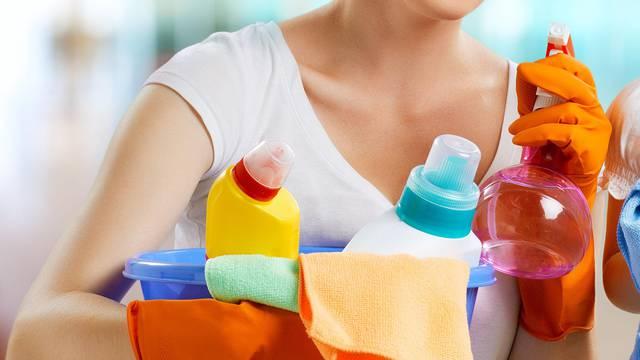 Zlatni savjet: Kada čistite svoj dom čistite od vrha prema dolje