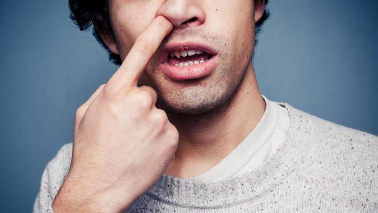 Oprez, kopanje nosa nije samo ružna, nego i opasna navika!