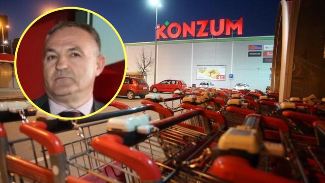 Plodine žele kupiti Konzum: 'Želimo biti glavni na tržištu'