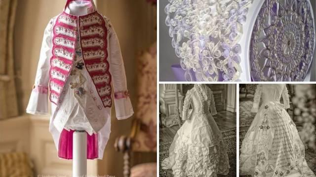 Umjetnica stvara nevjerojatnu odjeću iz Bridgertona od papira