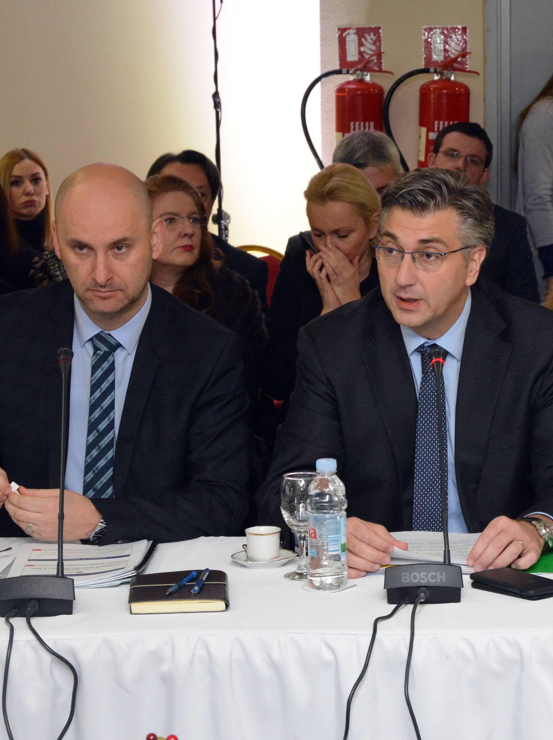 Porast ugovaranja projekata na području 5 slavonskih županija