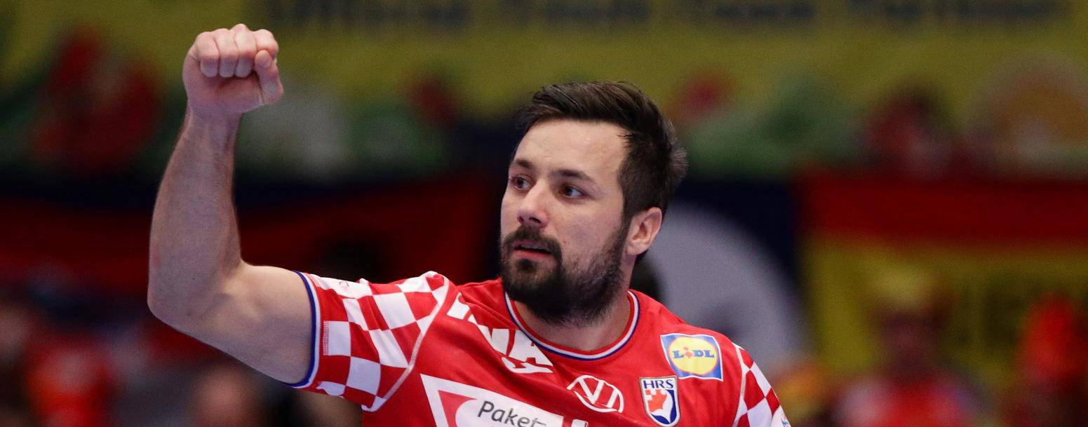 Men's 2020 EHF European Handball Championship - Main Round - Group 1 - Croatia v Spain