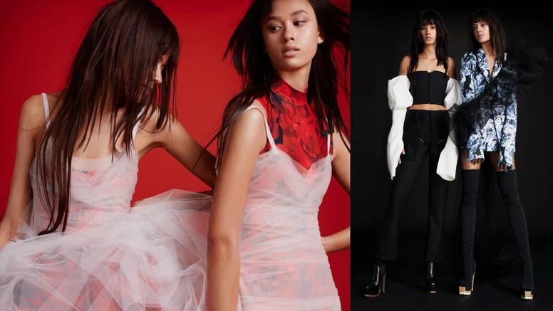 Vera Wang predlaže romantične haljine u znaku tila i balon kroja