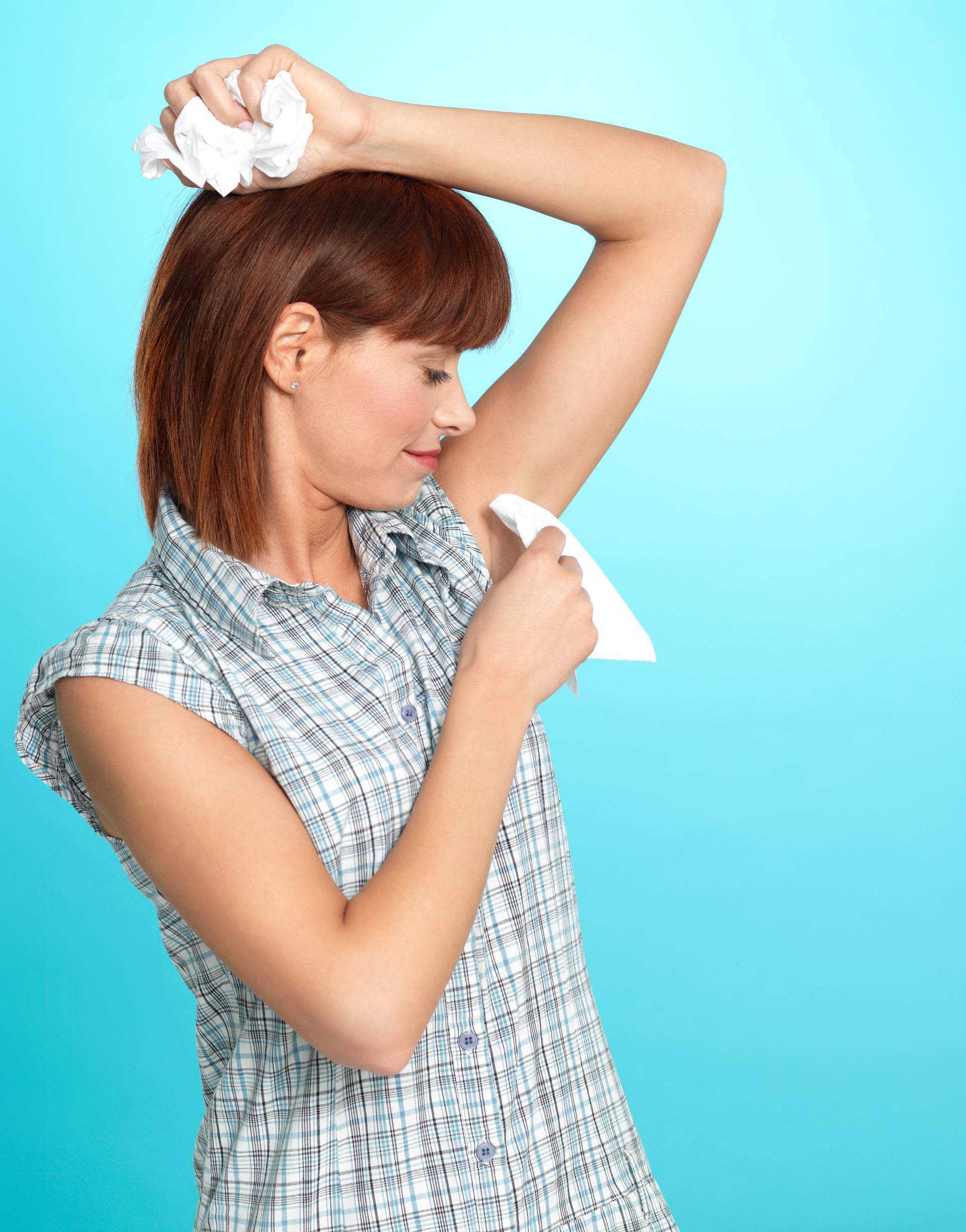 Jako se znojite ispod pazuha? Evo kako riješiti taj problem