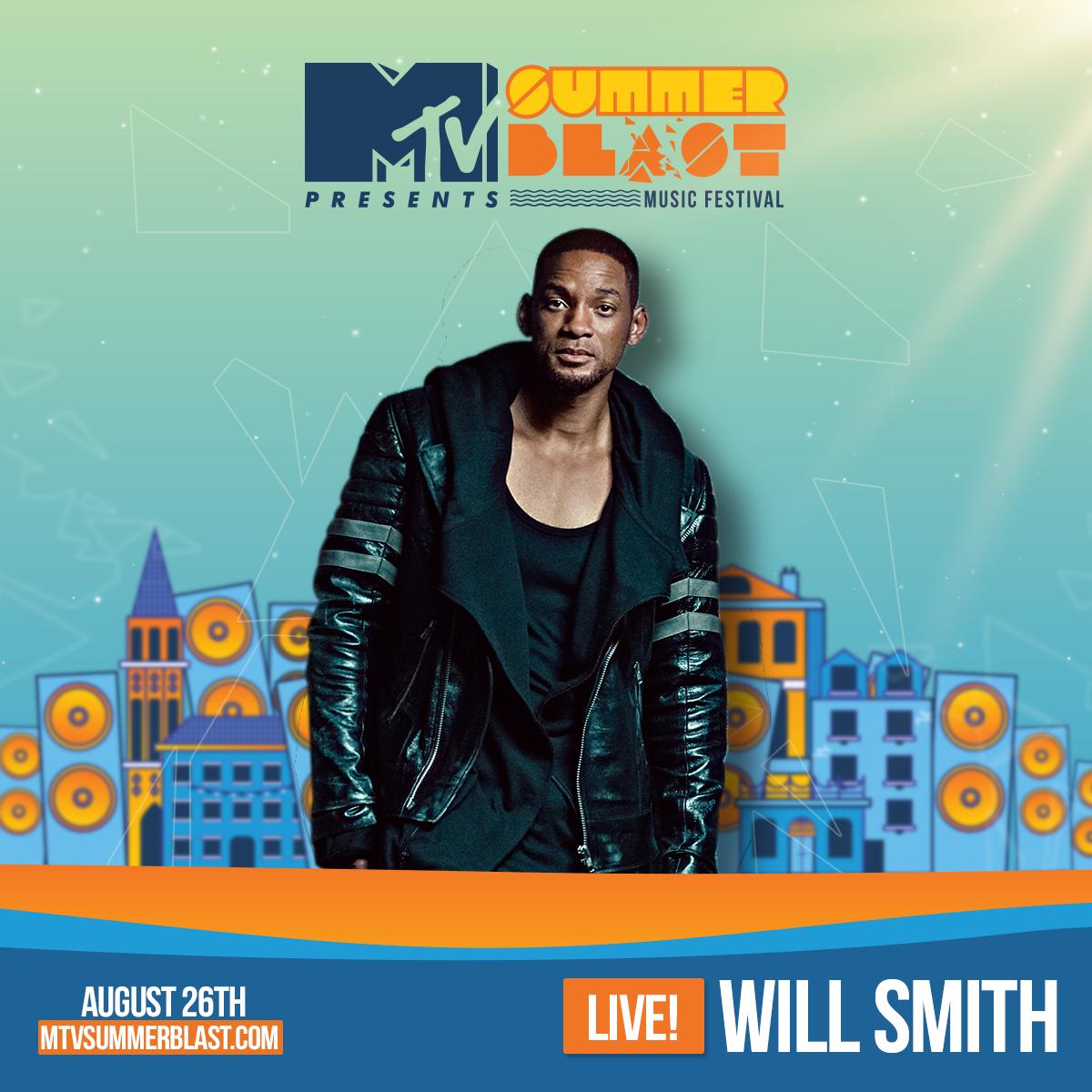 Stiže u Hrvatsku: Will Smith dolazi na MTV SummerBlast
