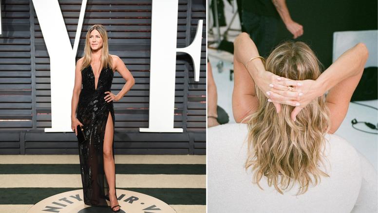 Glumica Jennifer Aniston će lansirati svoju liniju kozmetike