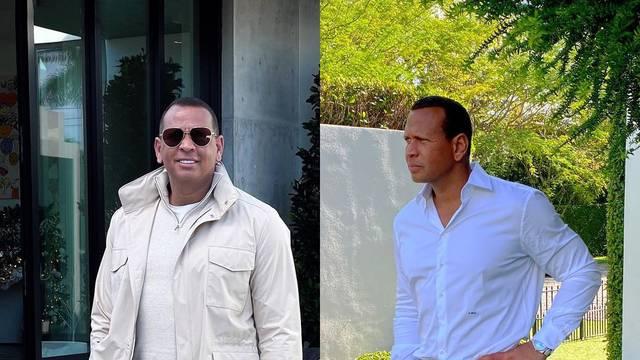 Rodriguez se pohvalio kako je smršavio dva tjedna nakon raskida zaruka s Jennifer Lopez