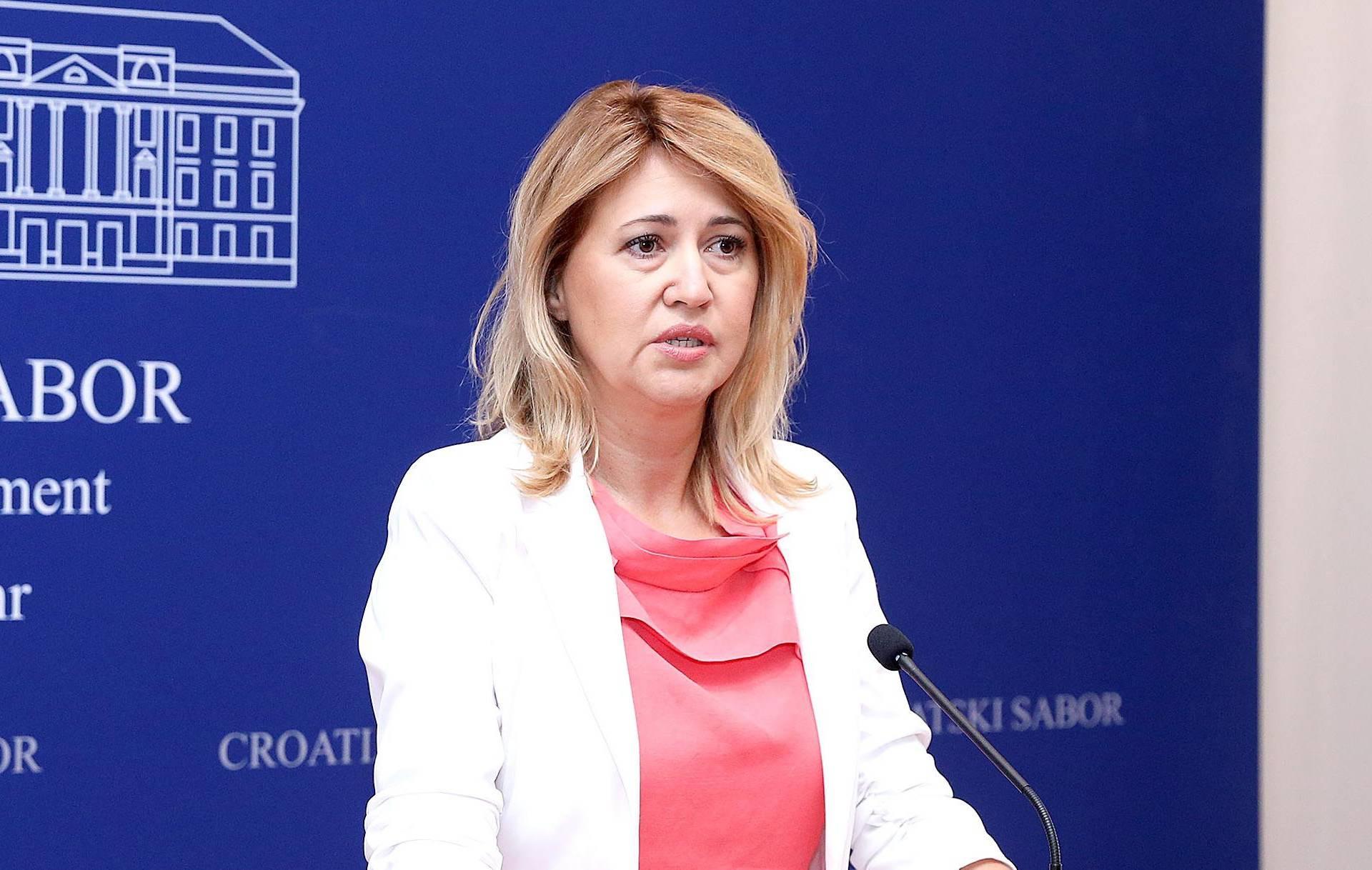 Zagreb: Milanka Opačić napušta SDP