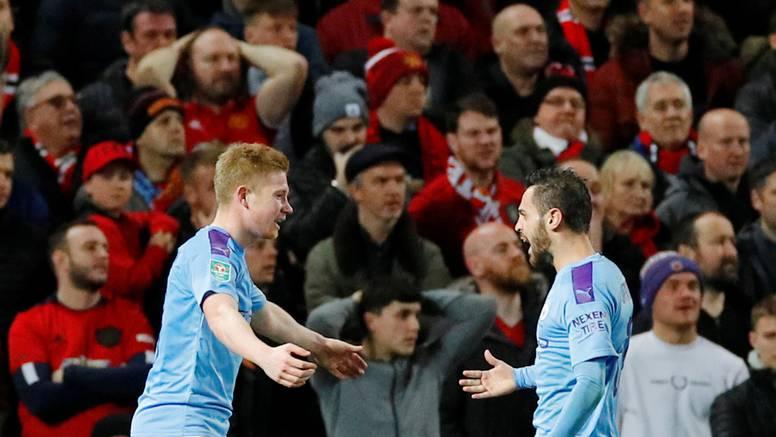 Manchester City se poigrao s Unitedom u njegovu dvorištu
